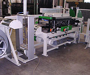 Links of punching – forming – bending – machine
