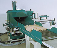 Finger-jointing line